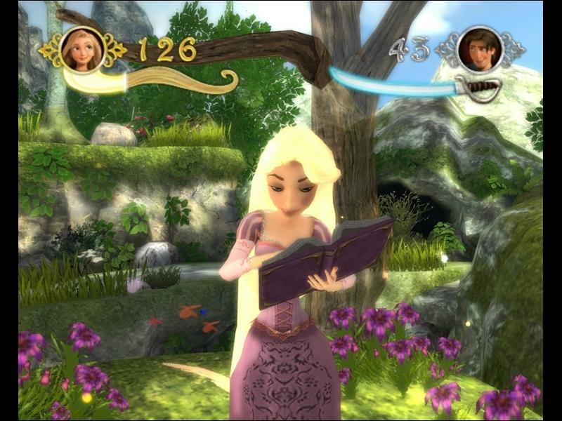 игра принцесса рапунцель скачать бесплатно на компьютер