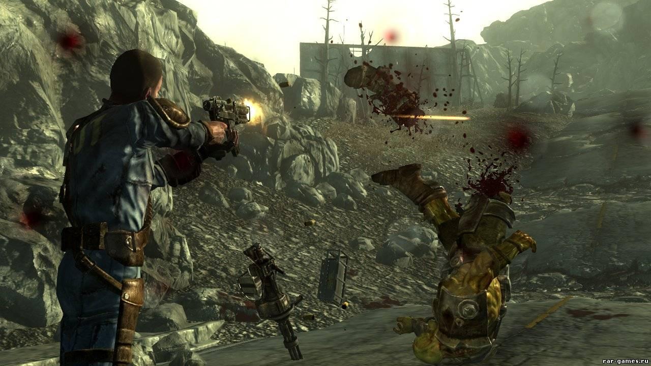 Fallout 3 золотое издание скачать игру через торрент