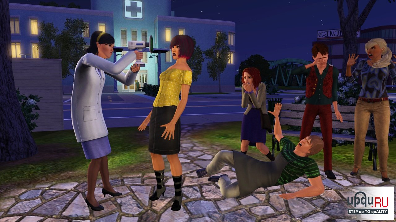 how does sims 3 online dating work