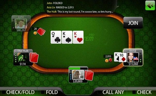 Мобильный Покер Клуб – скачать мобильный онлайн